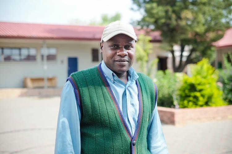 James Mabunda