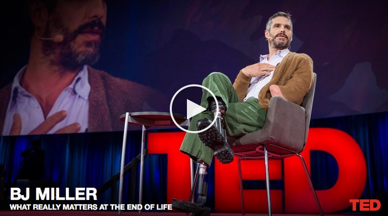 What really matters at the end of life